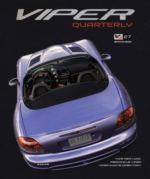 VIPER Quarterly 27
