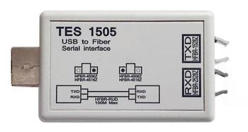 1505 - USB to fiber optic serial interface