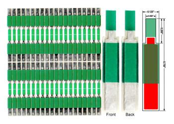 1558 - 80pc panel front-to-back bridgewire PWB