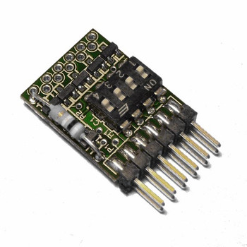 1357 - SmartNixie for wire base nixie tubes