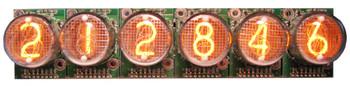 1387 - 6 digit IN4 SmartNixie Backplane