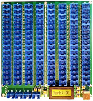 32 x 4 (128) channel I2C multiplexor