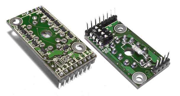 1328S - IN12 SmartNixie (With socket pins)