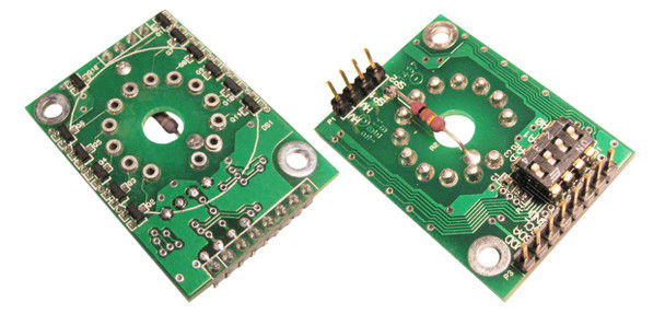 1437S - B5092 SmartNixie (With socket pins)