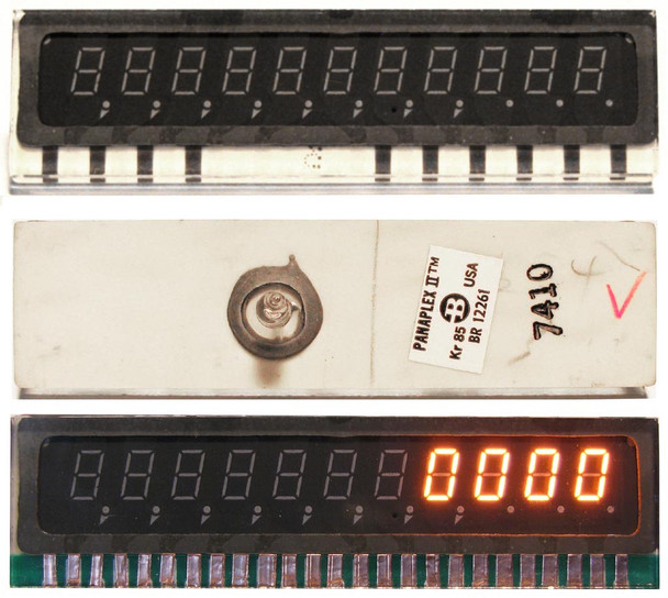 BR12261 Panaplex display
