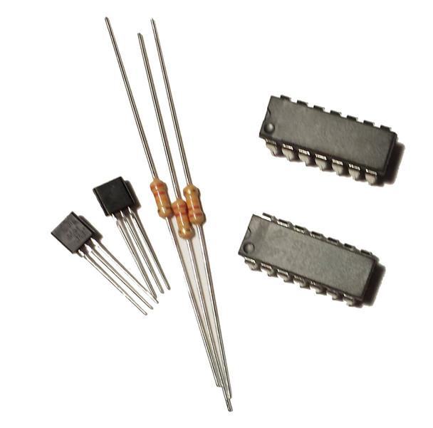1384 - TI Appnote clock PWB parts kit
