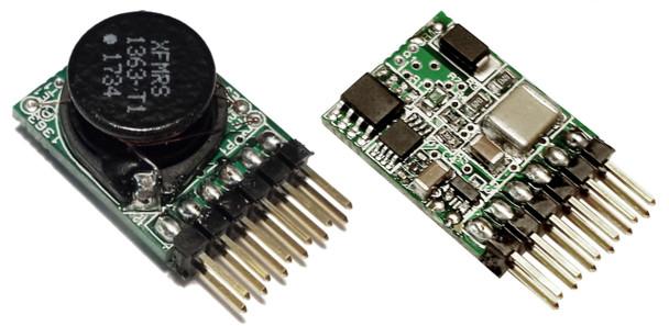 1363 - HVPS Vertical (High Voltage/Low Noise/300K Preload)