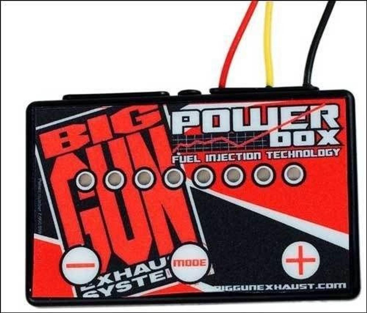 Big Gun EFI TFI Fuel Controller Power Box Yamaha Yfz450r Yfz 450r 15-19 40-R57G