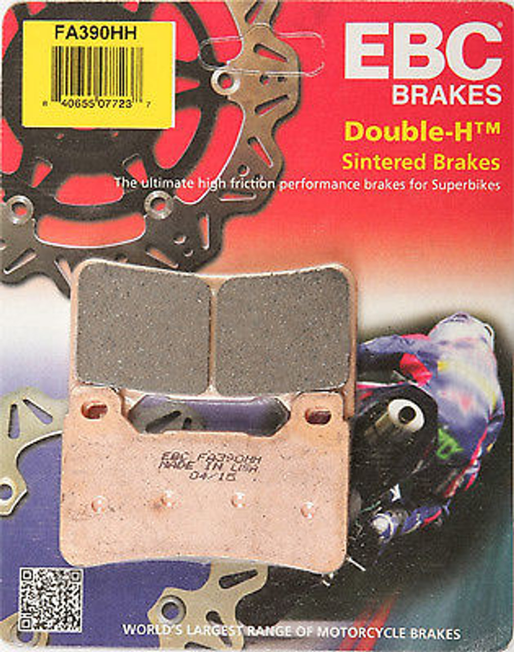 EBC Brakes FA380HH Disc Brake Pad Set