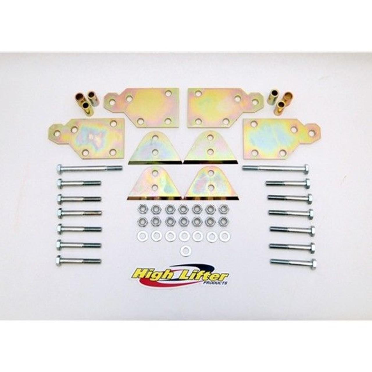 "Polaris RZR 800 2007-2008 PLK800RZR-00 High Lifter Lift Kit 2/"" Signature Series"