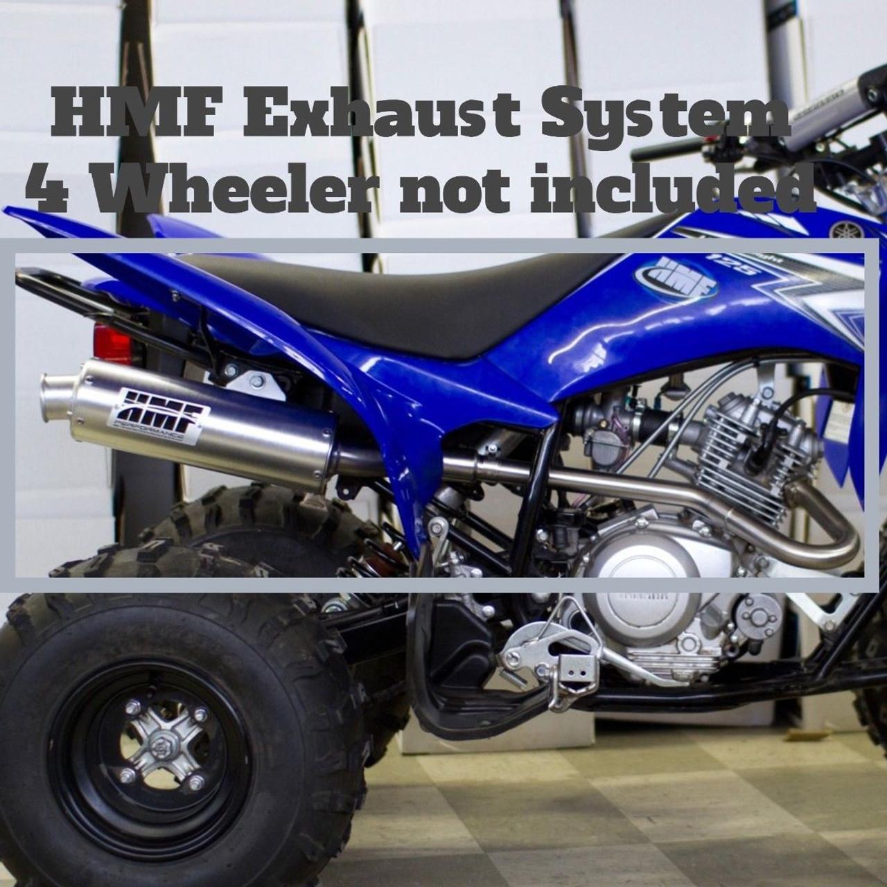 HMF Performance Exhaust Full System Muffler Yamaha Raptor 90 2016-2019