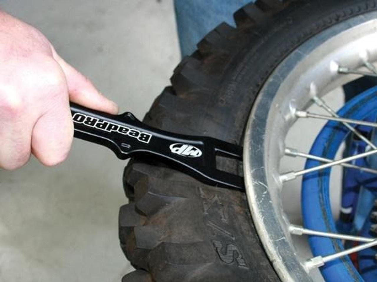"""Motion Pro Tire Bead Breaker /& Lever Tool Set Steel 16/"""" 08-0536"""