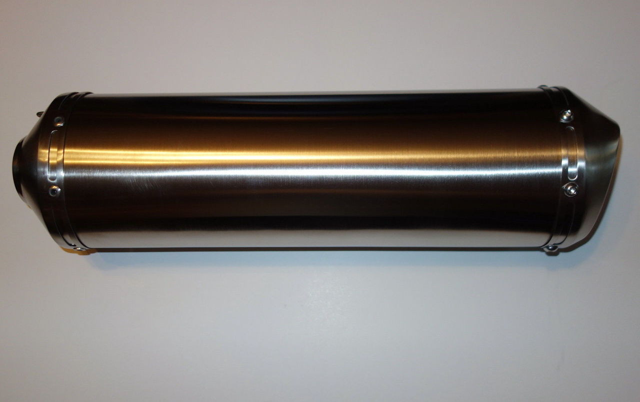 Trinity Racing Exhaust E Series Muffler Replacement Only