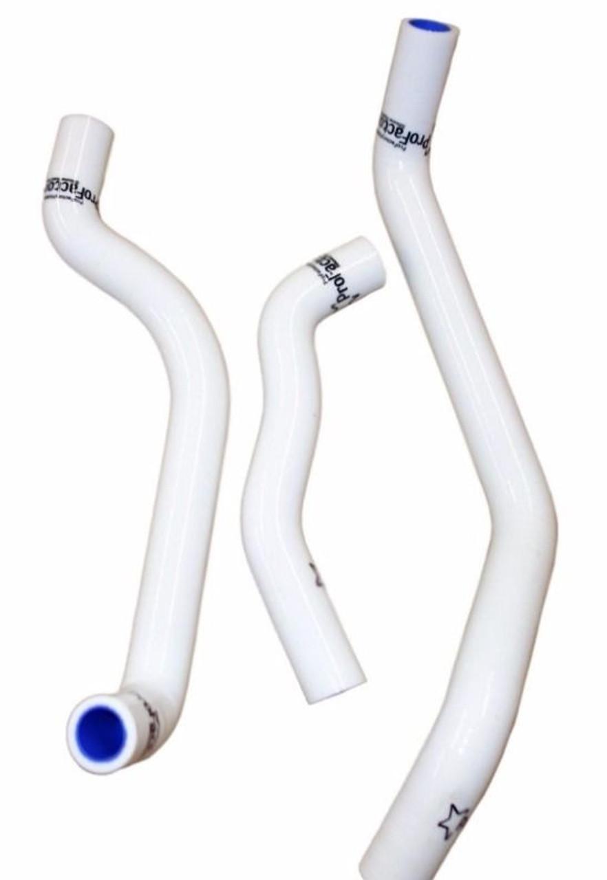 BLUE for Honda TRX250R TRX250 1986-1989 1987 1988 Radiator silicone Coolant hose
