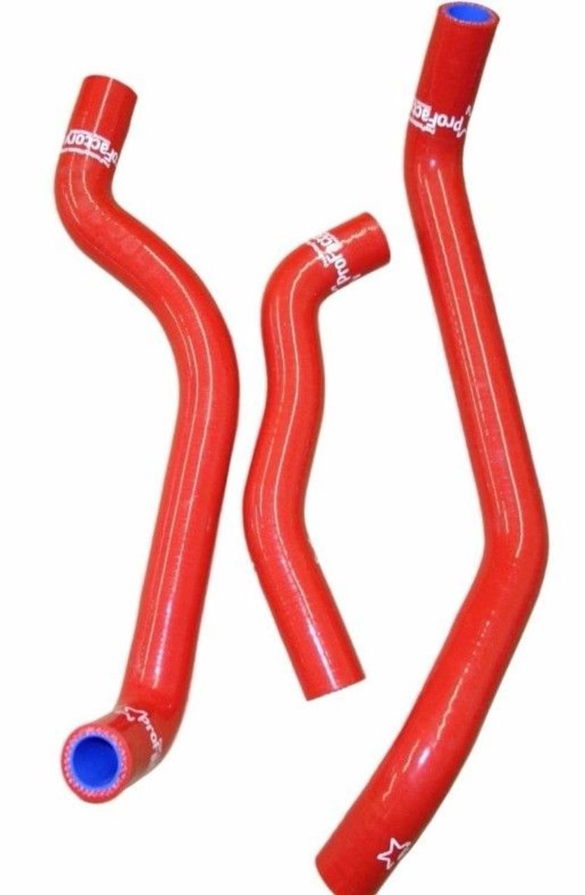 For Honda TRX250R TRX250 1987-1989 87 88 89 silicone radiator hose BLUE