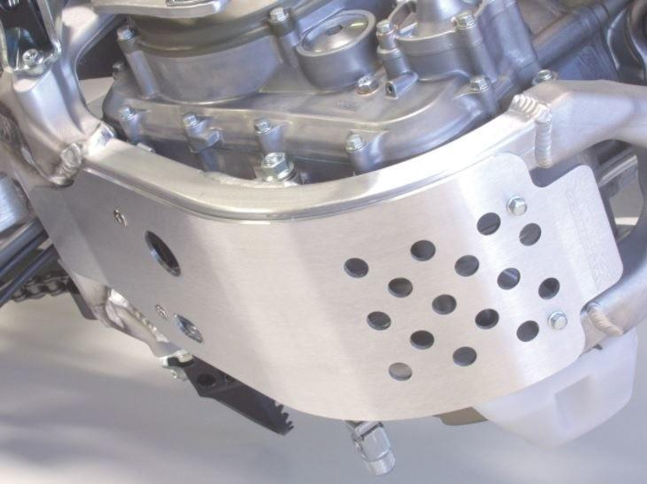 Works SKID PLATE KX85//100 2014 CONNECTION