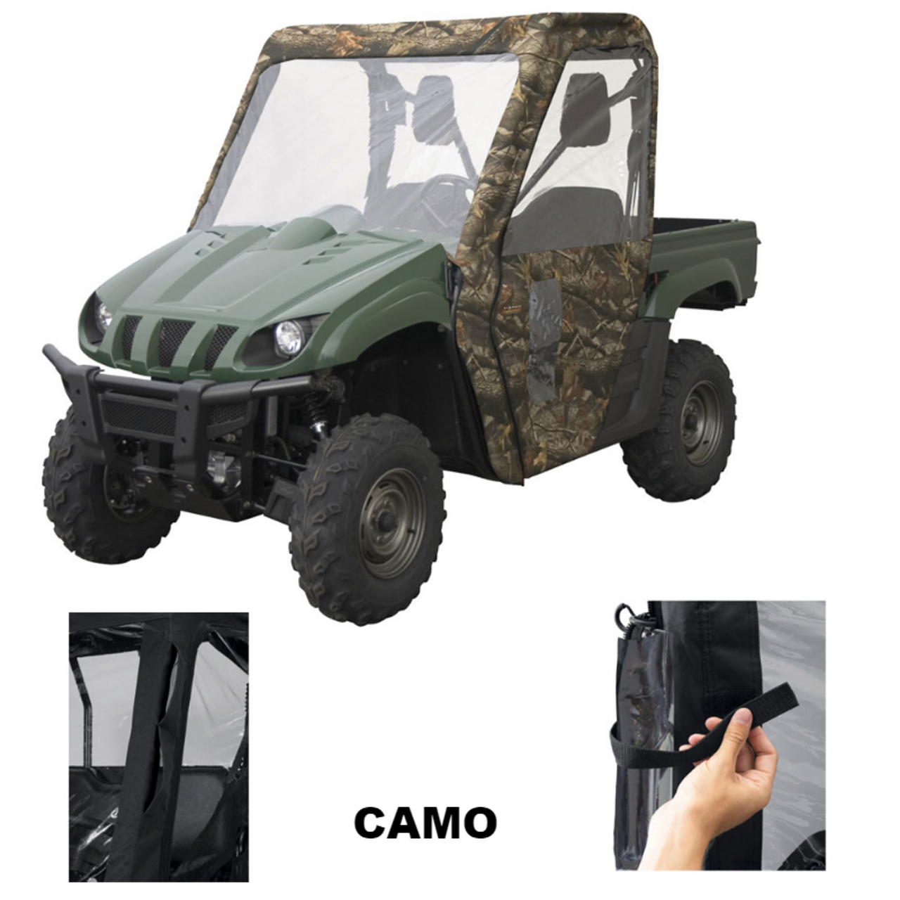 Classic Accessories UTV Cab Enclosure Polaris Ranger 400-800 2012-2014