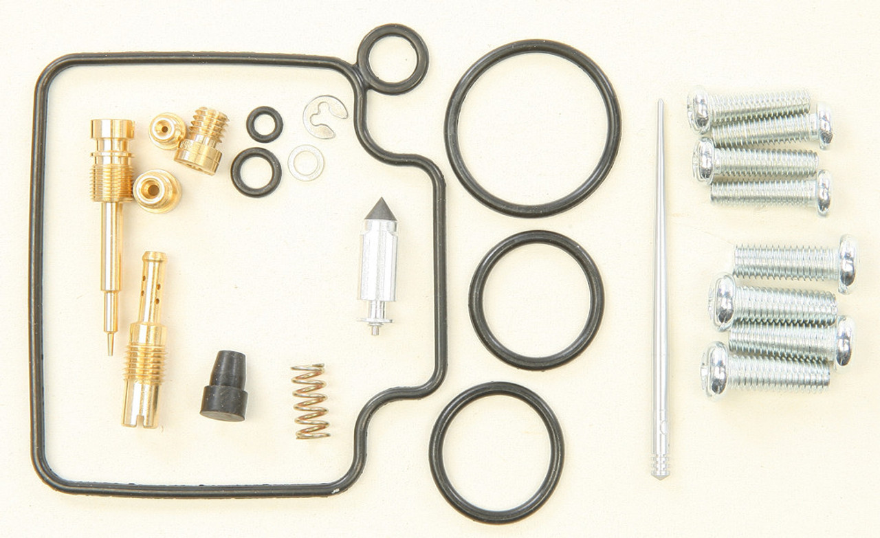 All Balls Carburetor Rebuild Kit Honda TRX500FA Rubicon 2001-2004