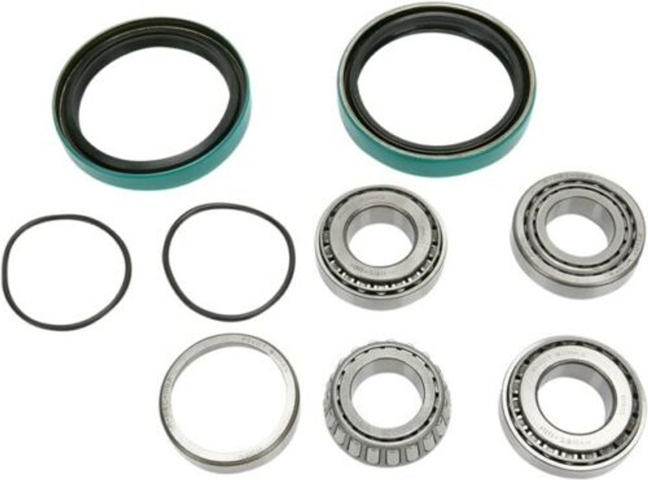 Wheel Seal//Bearing Kit For 2007 Polaris Scrambler 500 4x4~Pivot Works