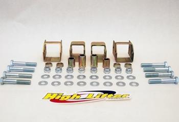 High Lifter Lift Kit 2