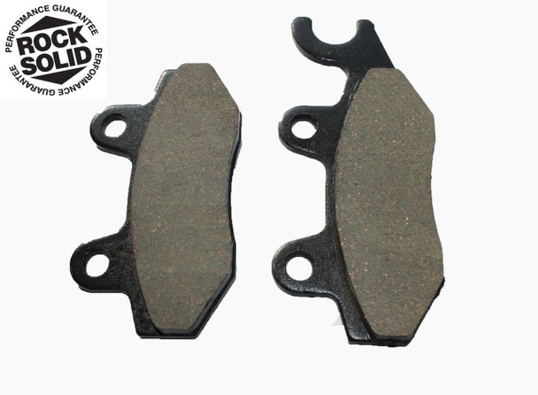 Brute Force 650 750 FRONT RIGHT Brake Pads Racing Pro Factory Braking 2005-2011