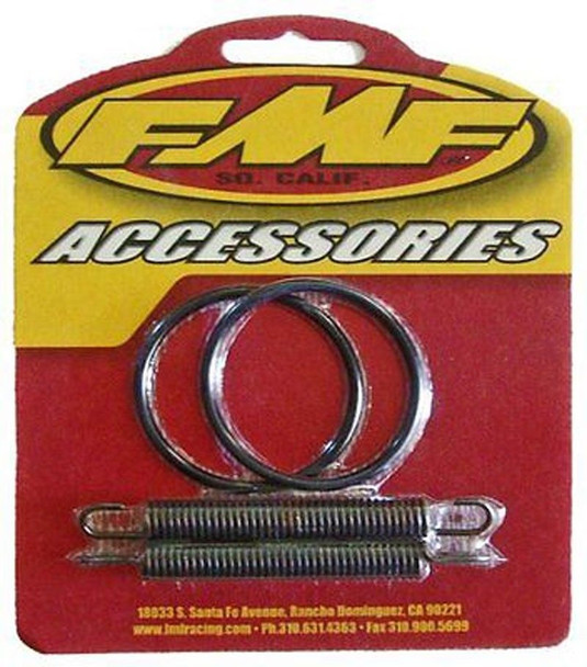 FMF Exhaust Pipe Springs and O-Ring Kit Honda Cr500 Cr 500 1989-2001