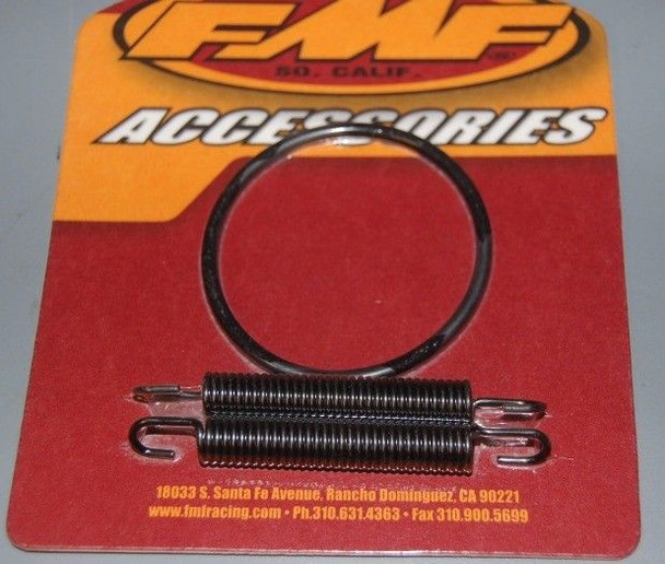FMF Exhaust Pipe Springs and O-Ring Kit Yamaha YZ250 1989-1994 011317