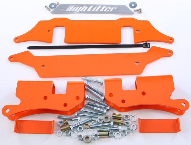 "High Lifter Lift Kit 3-5"" Adjustable Polaris RZR 1000 XP 2015-18 Orange"