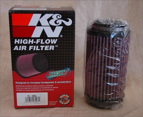 K&N High Flow Air Filter Arctic Cat Wildcat 1000x 12-16 AC-1012
