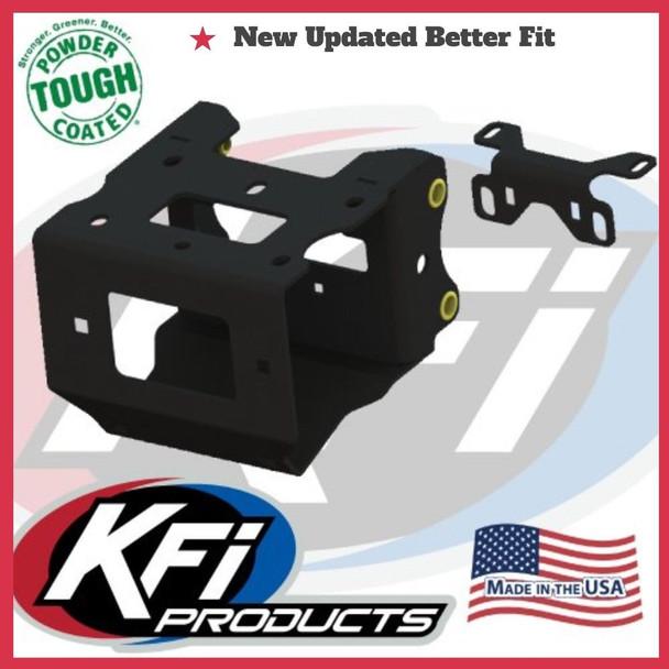101740 KFI Heavy Duty Winch Mount Kit Complete Polaris Scrambler 850 1000 13-18
