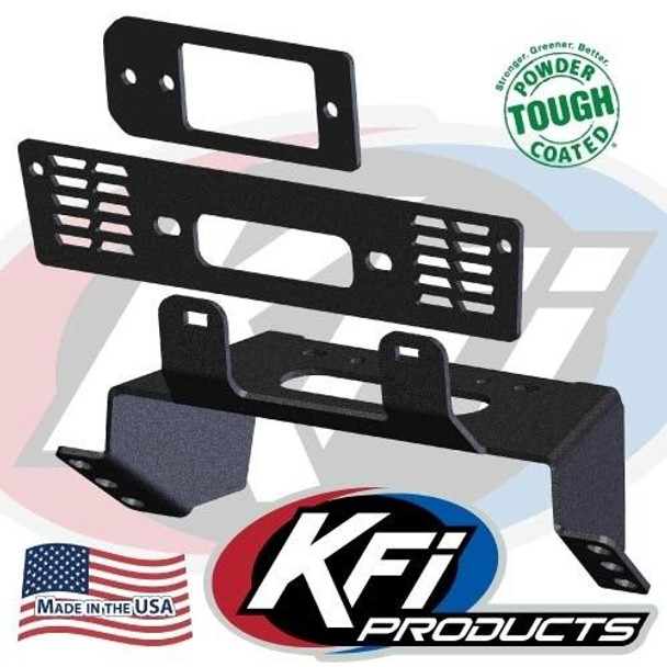 KFI Heavy Duty Winch Mount Kit Complete Polaris Ranger 570 2010-2017