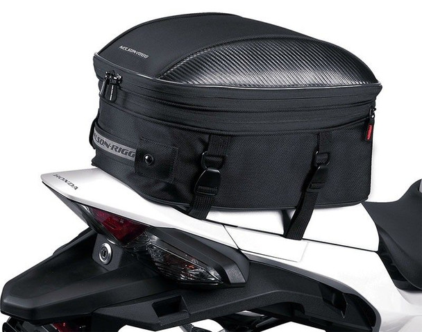 Nelson-Rigg CL-1060-ST Touring Tail/Seat Bag For Standards & Sport Tourers