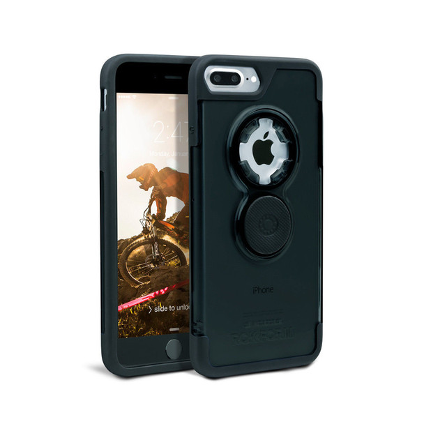 RokForm iPhone 7/8 Crystal Cell Phone Case Black 302921V