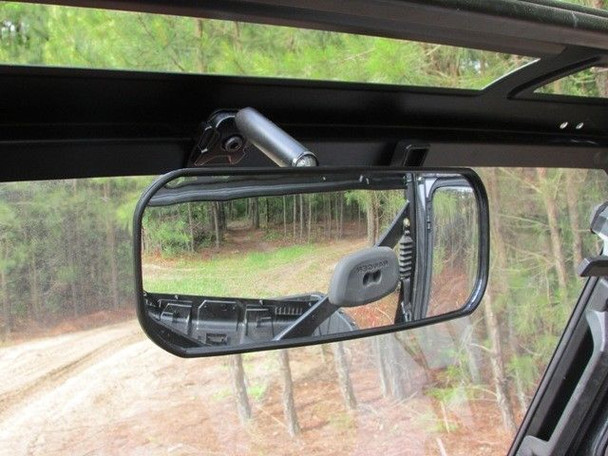 18054 Seizmik Utv Wide Angle Rear View Mirror Polaris Ranger 900 Xp Pro-Fit