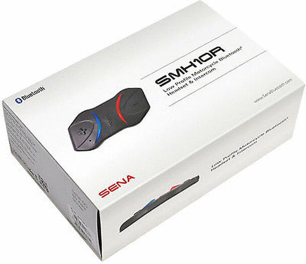 SENA SMH-10R-01 Bluetooth Stereo Headset/ Communicator / Intercom