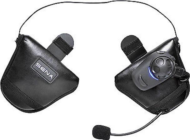 SENA SPH10H-FM-01 Half Helmet Bluetooth Stereo Headset/Communicator/Intercom