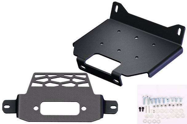 Winch Mount Kit with Hardware Polaris Rzr 900, Rzr 900 4 Seater 2015-2018