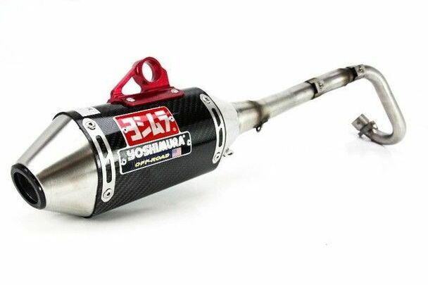 2430522 Yoshimura Exhaust RS2 Full System Kawasaki KLX110 02-18