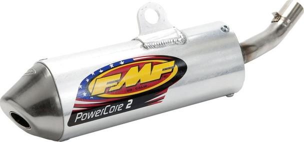 FMF Aluminum PowerCore 2 Shorty Silencer Honda CR85RB 1996-2007 021019