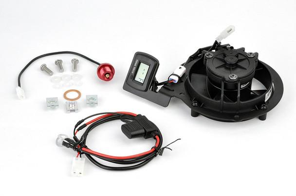 Trail Tech Digital Temperature Switching Fan Kit Honda CRF250X/450X 2004-2017