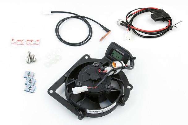Trail Tech Digital Radiator Fan Cooling Kit Yamaha YZ250FX/450FX 2015-2018