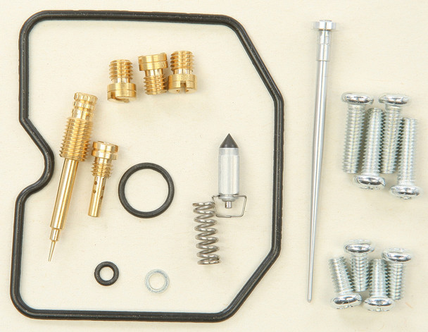 All Balls Carburetor Rebuild Kit Kawasaki KVF360 Prairie 2003-2013