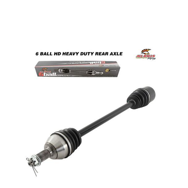 All Balls Rear 6ball CV Axle for Polaris RZR 1000 XP 2016-2019