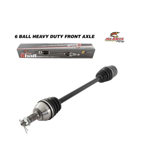 All Balls Front 6ball CV Axle for Polaris RZR XP Turbo 16-17