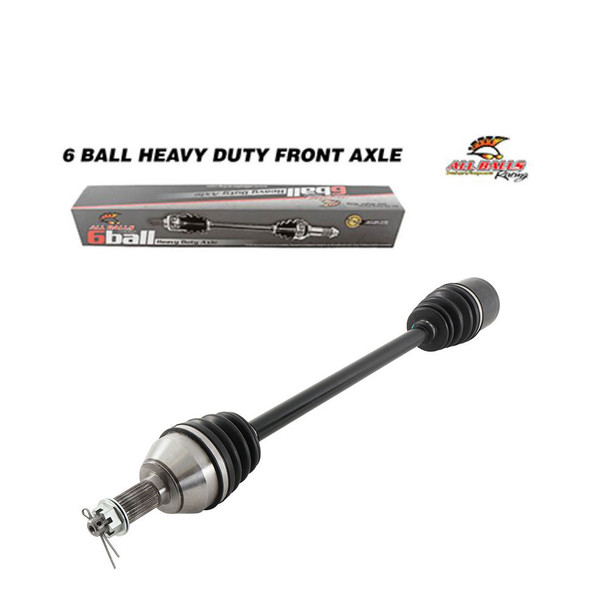 All Balls Front 6ball CV Axle for Polaris 900/1000 EPS 2015-2019