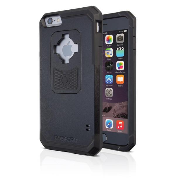 RokForm iPhone 6 Plus/6s Plus Rugged Case Black 302301