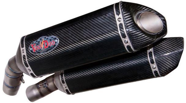 Voodoo Performance Dual System Ducati 848 Evo 2013 VPE1198K7CF