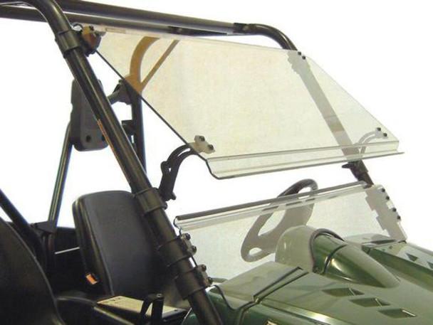 Spike D-2 Full Tilting Windshield Yamaha YXR700F Rhino 700 2008-2013 RHNWS1003