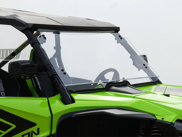 Spike D-2 Full Tilting Windshield Honda SXS10S2R Talon 1000R/X 2019 TALWS1000