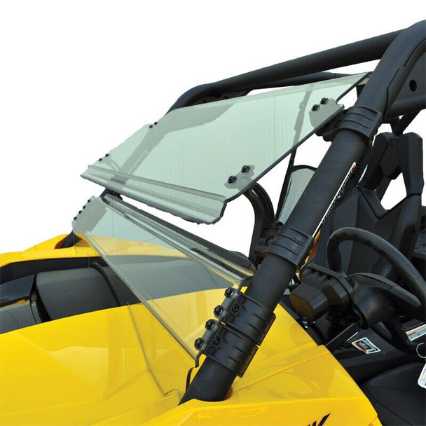 Spike D-2 Full Tilting Windshield Can-Am Commander 1000R DPS 2017-2019 CANAMWS10